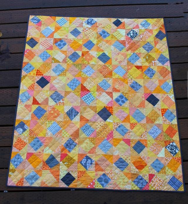 final full quilt