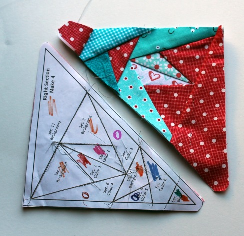 paper piece pattern