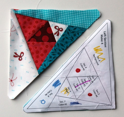 paper piecing pattern
