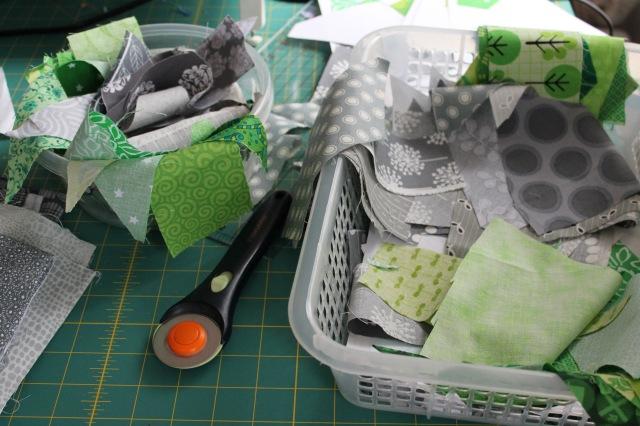 quilt work in progress