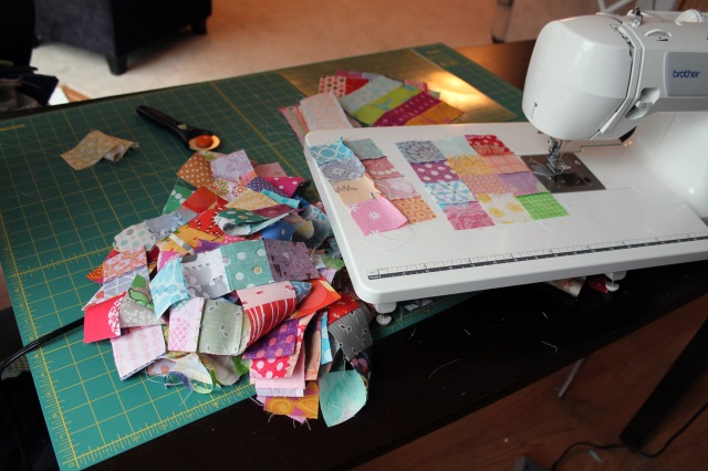 quilting work station