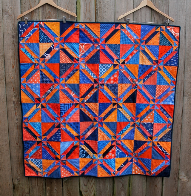 gretch quilt finished