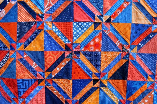 gretchen quilt detail