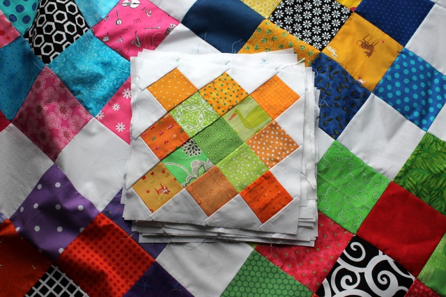 my granny quilt blocks