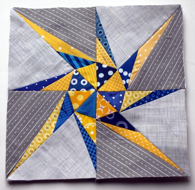 paper piecing star BOM