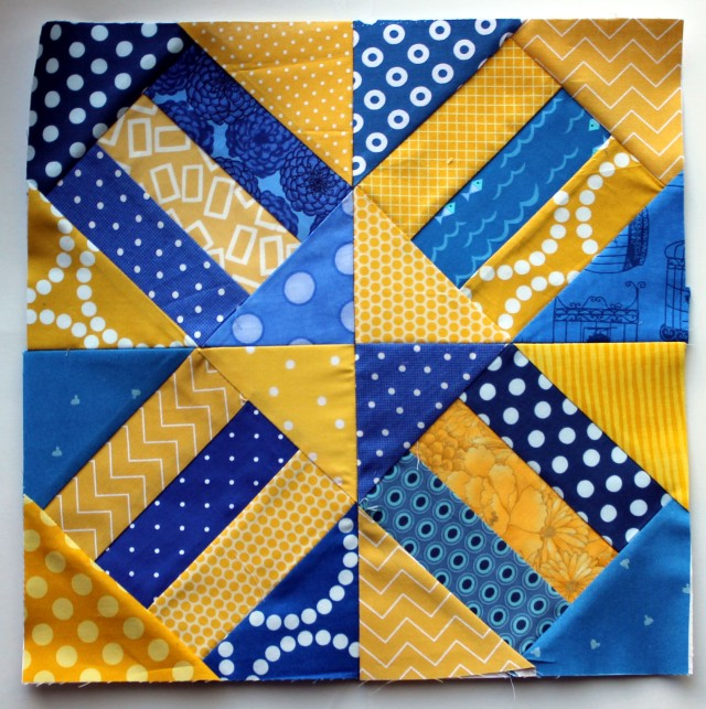 cheese crackers quilt block wip