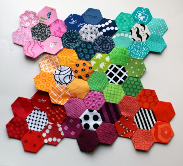 hexagon work in progress
