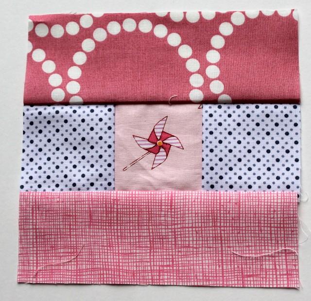 Tula Pink's 100 modern quilt block