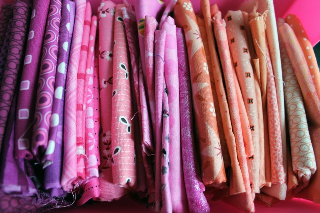 fabric for blush block