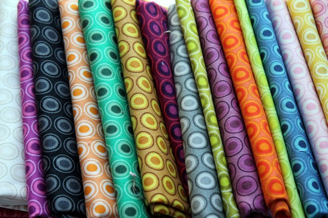 Oval Elements by Art Gallery Fabrics