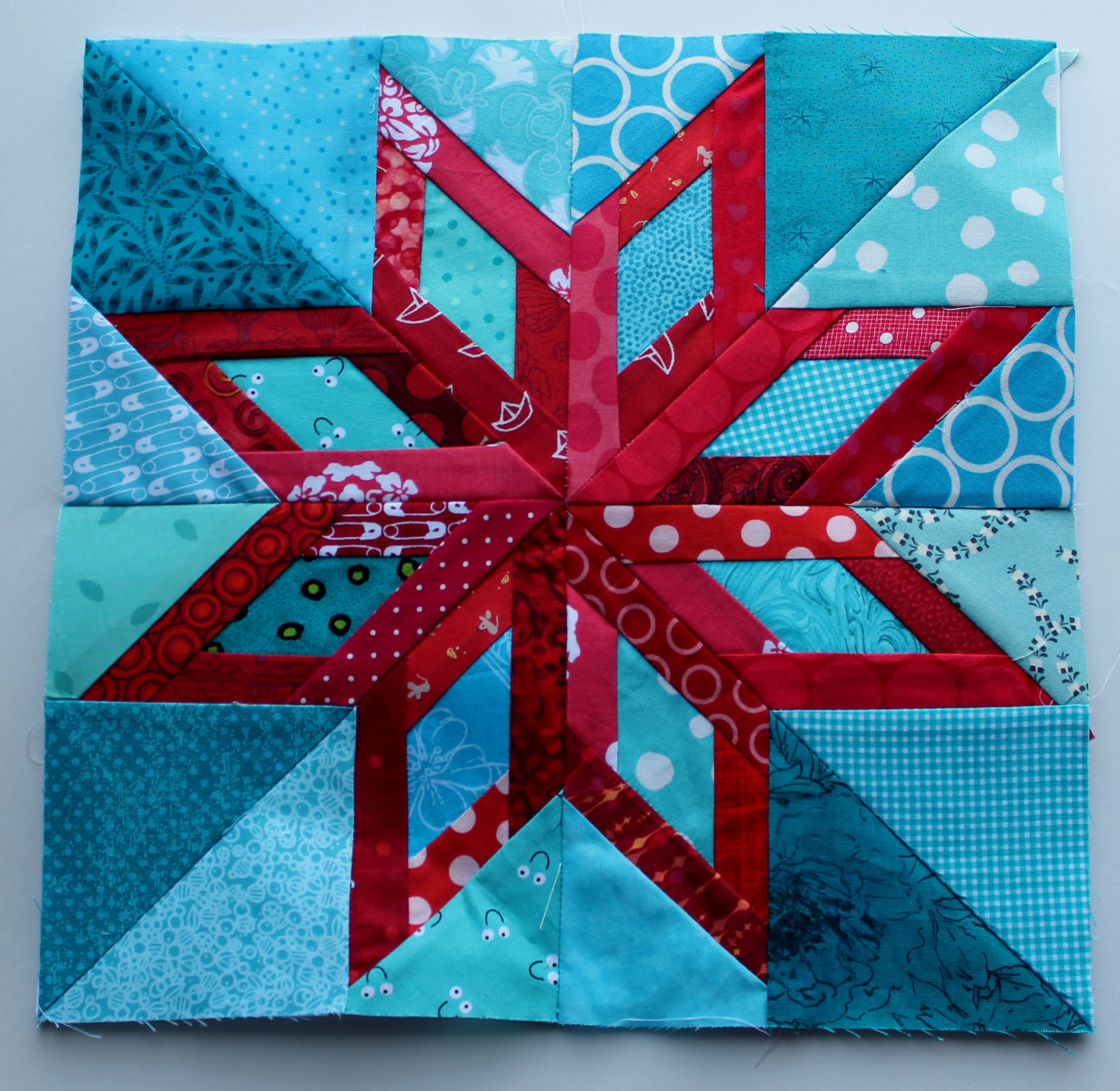 Free Paper Piecing Patterns Quilt Blocks : Paper Pieced Quilt Blocks - Bing images