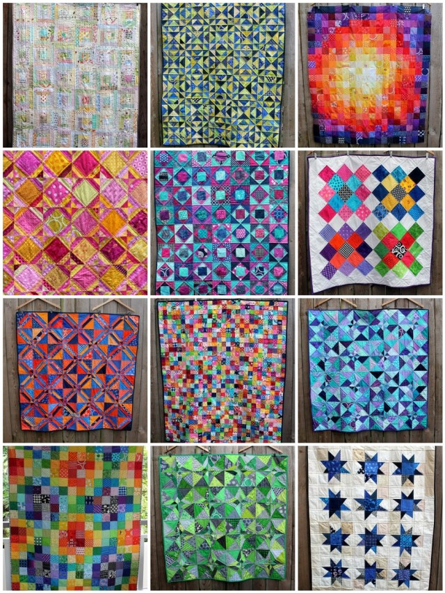 finished quilts tops 3