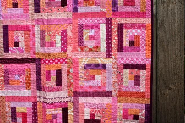 blush quilt detail 2