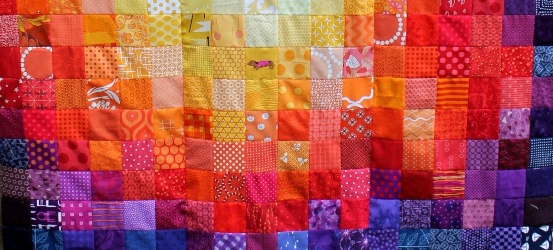 Simple Quilts An Ongoing Work In Progress WOMBAT QUILTS Awesome Simple Square Quilt Patterns