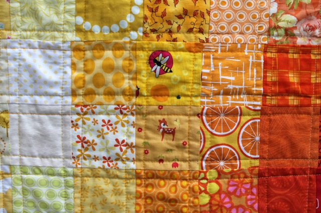 finished quilt detail cu2