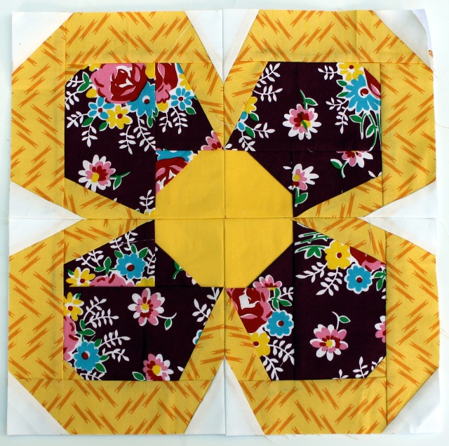 DS Quilt Zakka flower