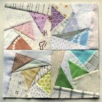 Paper Piecing Monday Scapbeelicious style