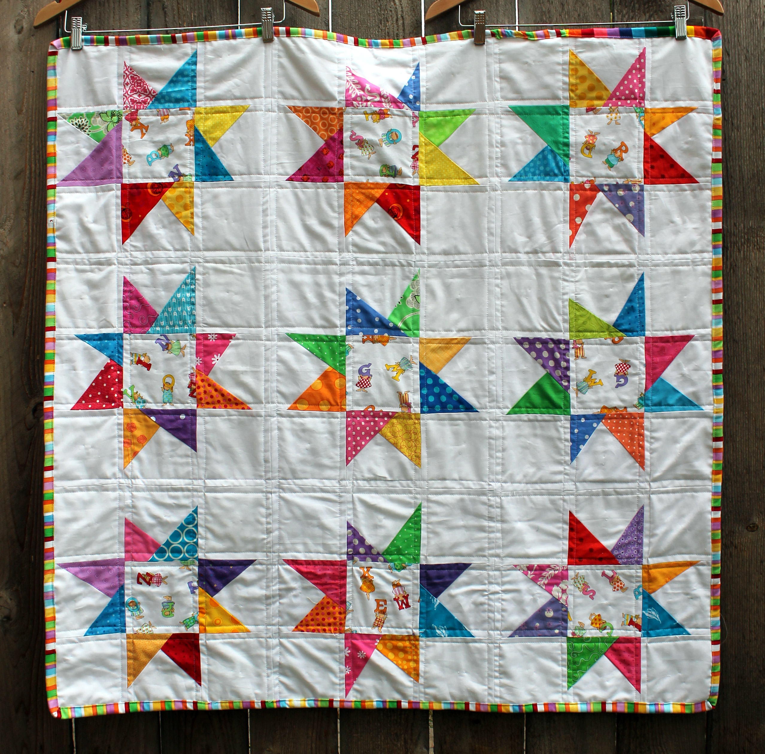 kids project | WOMBAT QUILTS : kids quilt - Adamdwight.com