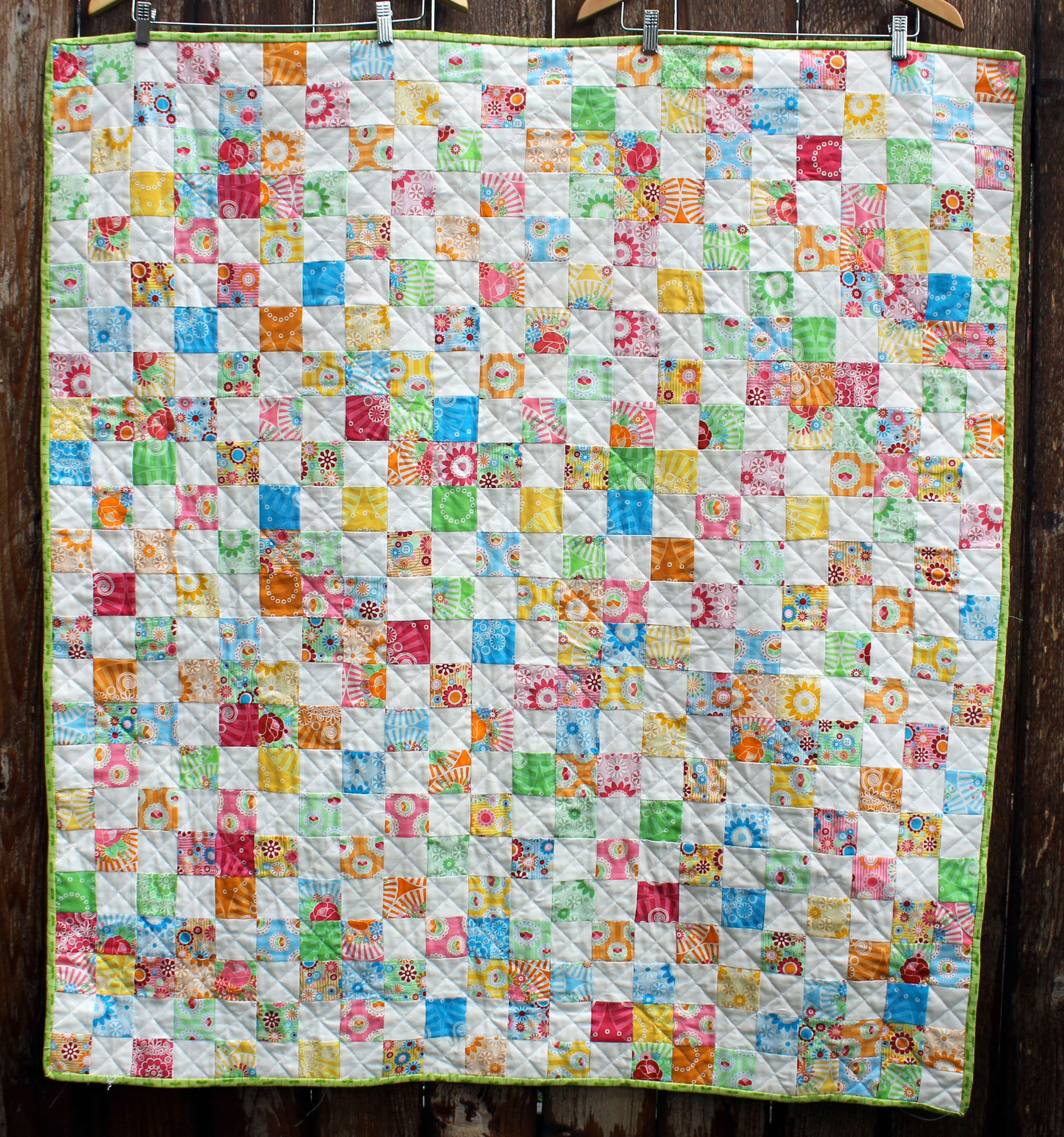 simple kids quilt | WOMBAT QUILTS : kids quilt - Adamdwight.com