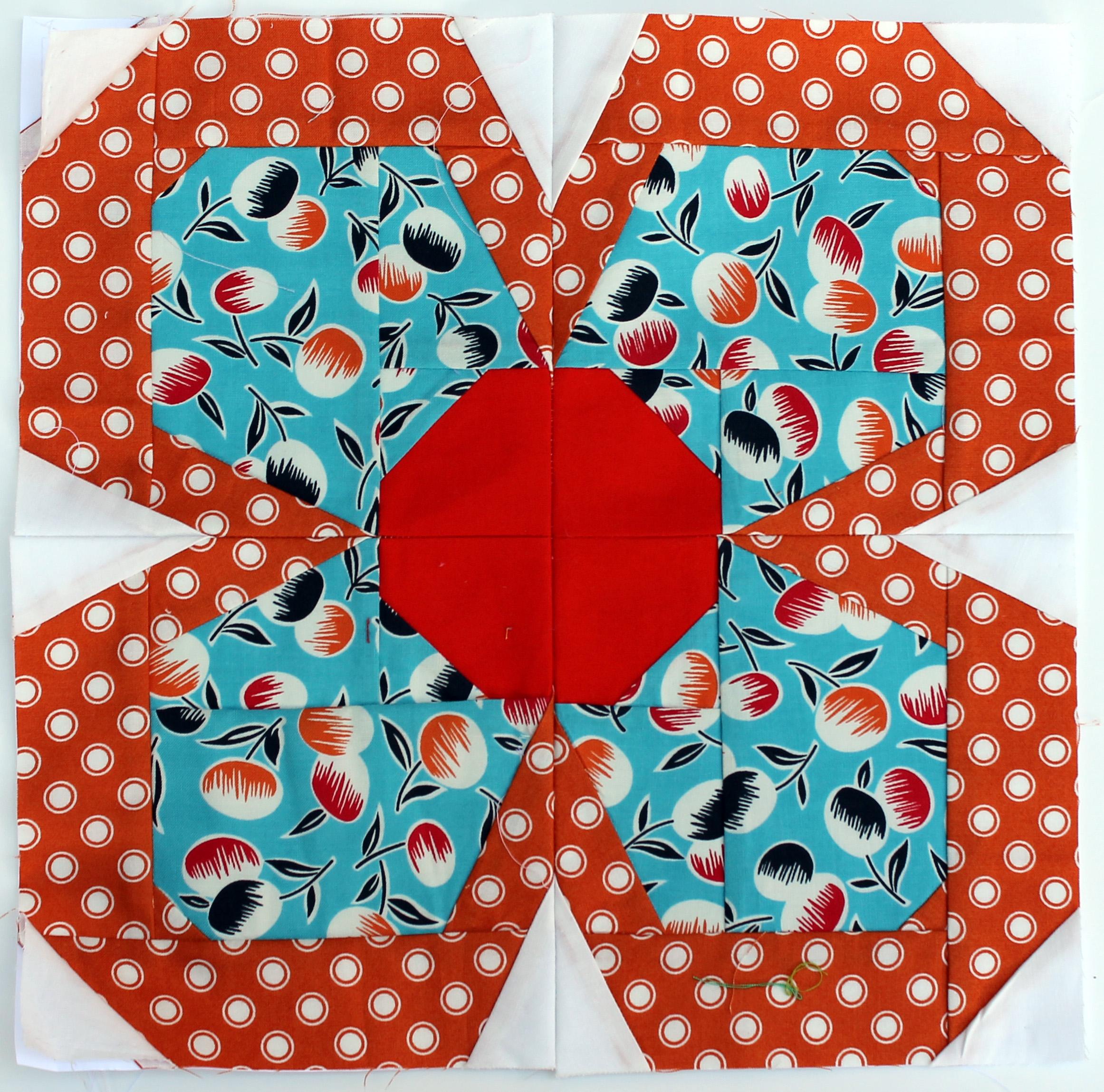 Zakka Flowers Wip Wombat Quilts