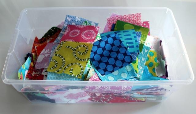 3 inch squares box