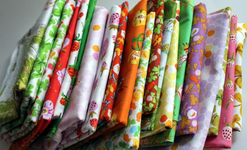 Briar Rose fabric bundle