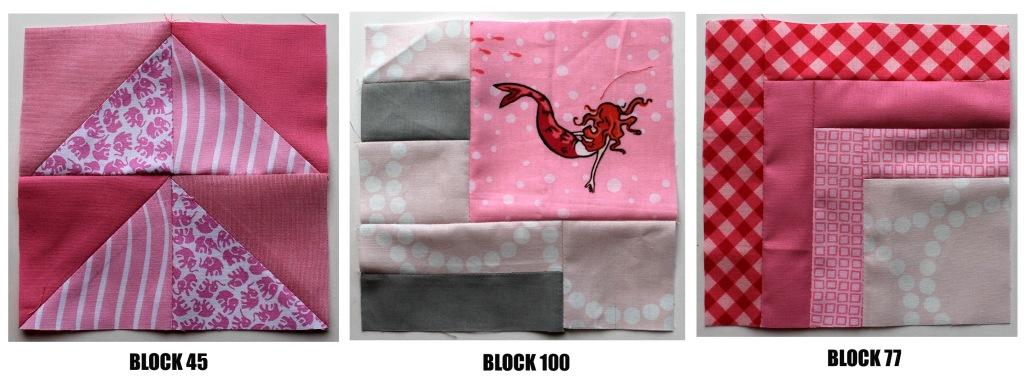 Tula Pink block 2