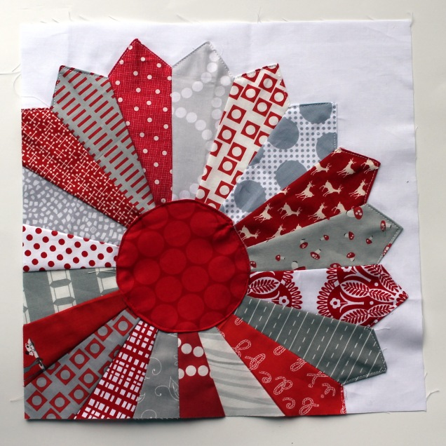 Scrapbeelicious December Block