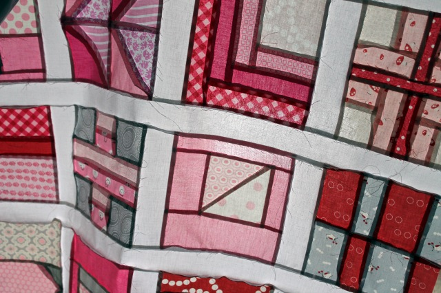 tula pink quilt wip