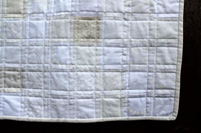 white quilt detail 3
