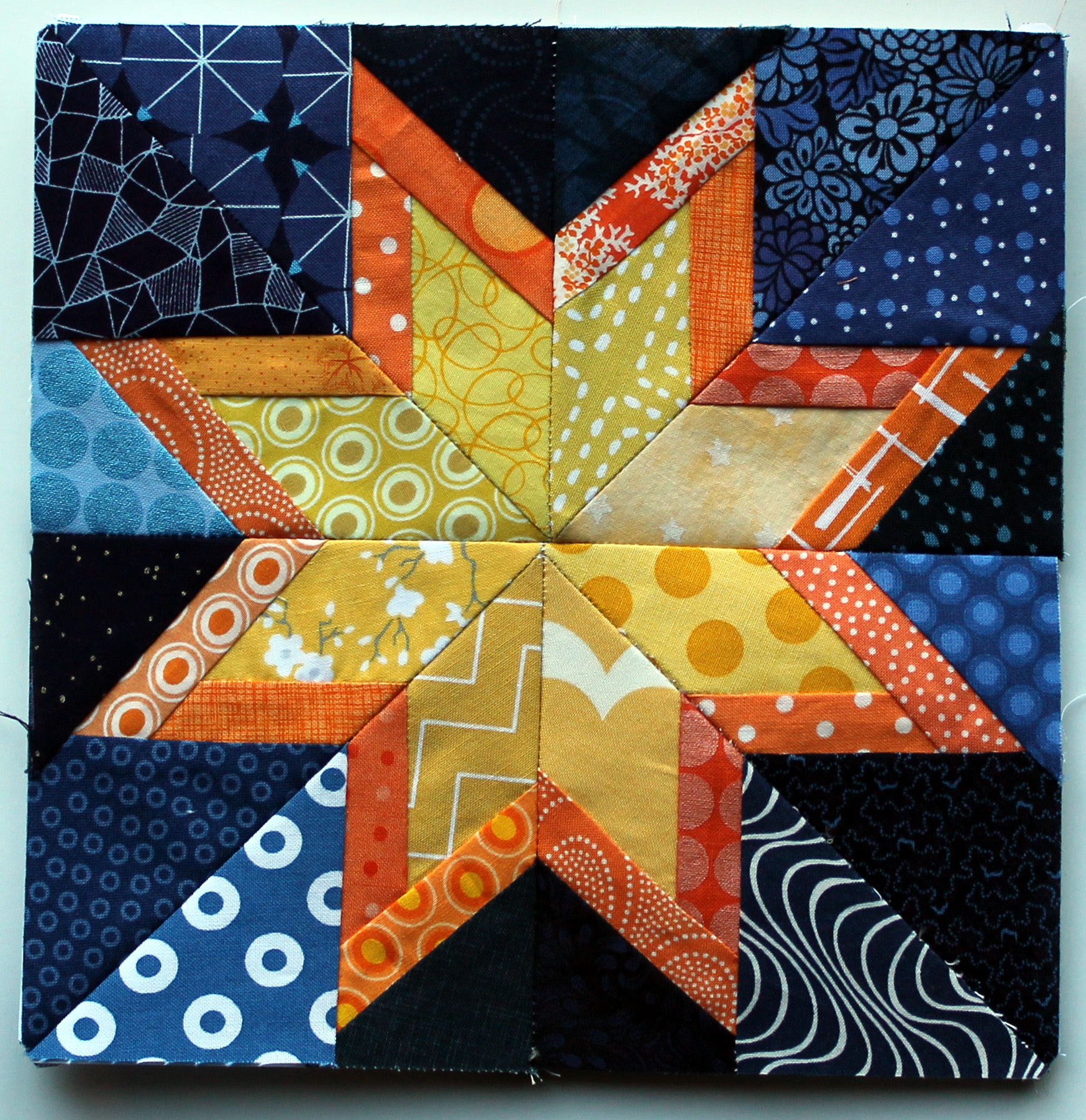 star quilt block | WOMBAT QUILTS | Page 8 : starry night quilt pattern - Adamdwight.com
