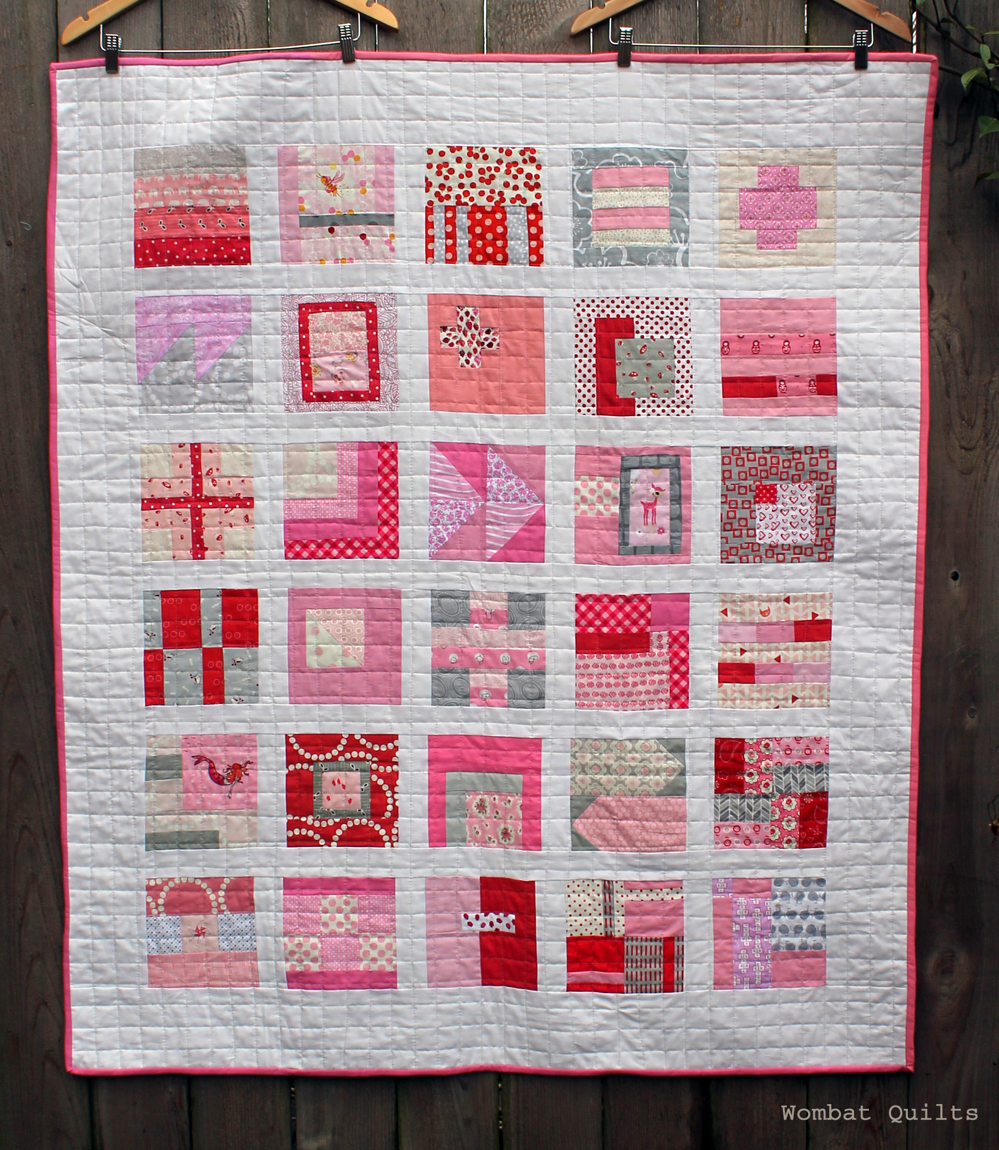 Tula Pink Friday Wombat Quilts
