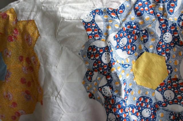 Vintage fabric 6