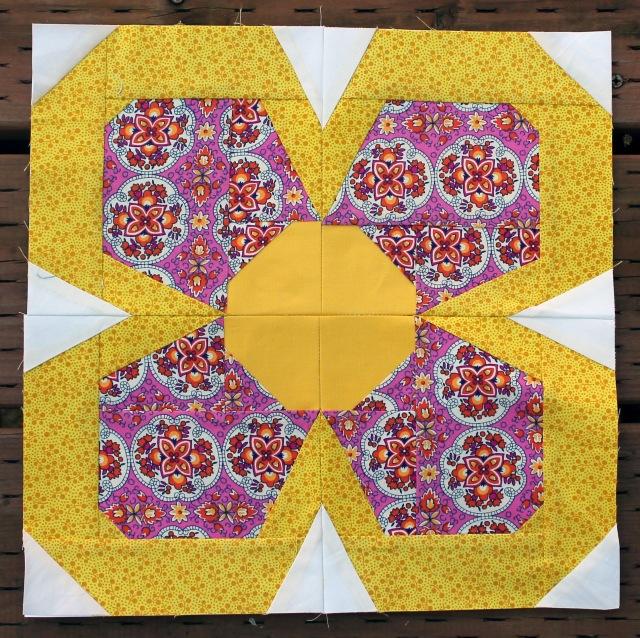 Zakka flower block