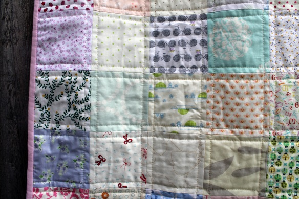 low volume quilt detail b