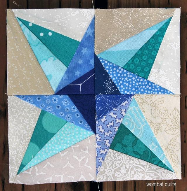 Lucky Star March block