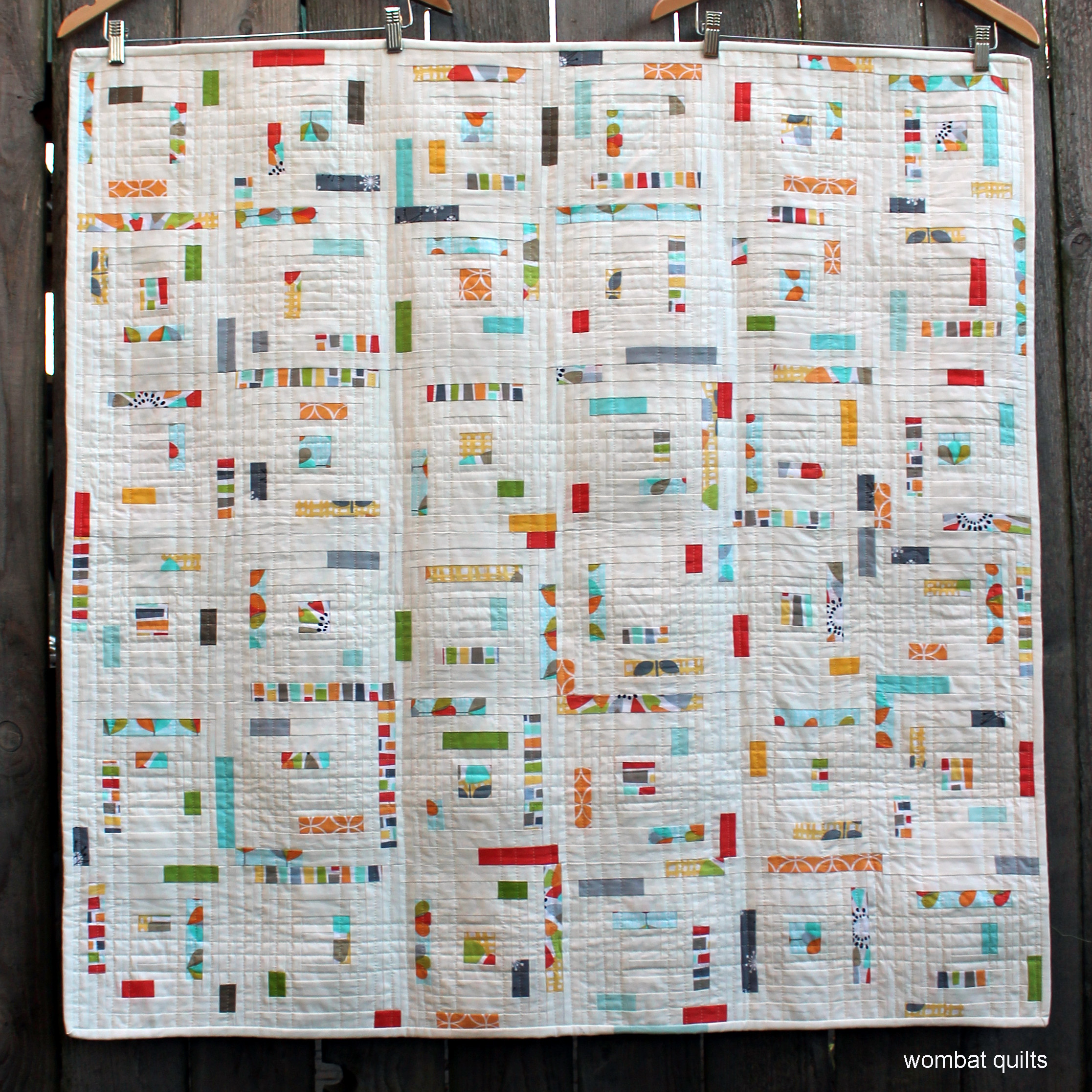 Modern Quilts Wombat Quilts