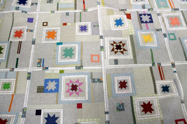 Side two of Wendy Hill quilt