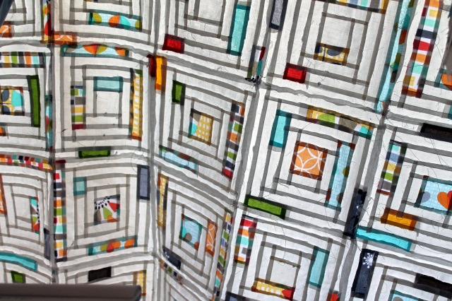 stain glass top