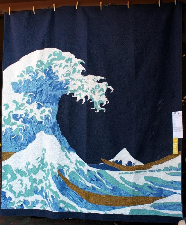 Under the Waves by Malleva Abenes