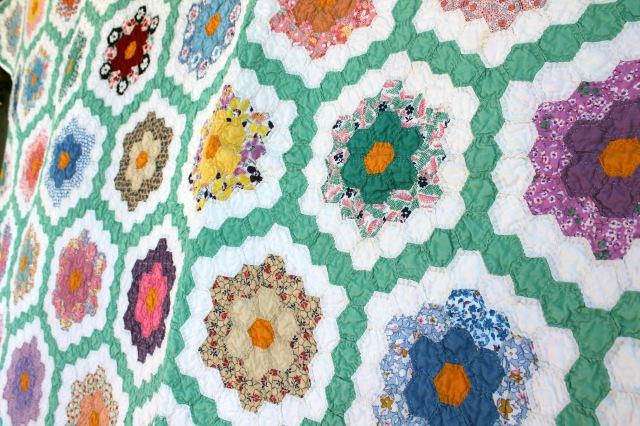 Vinatge quilt