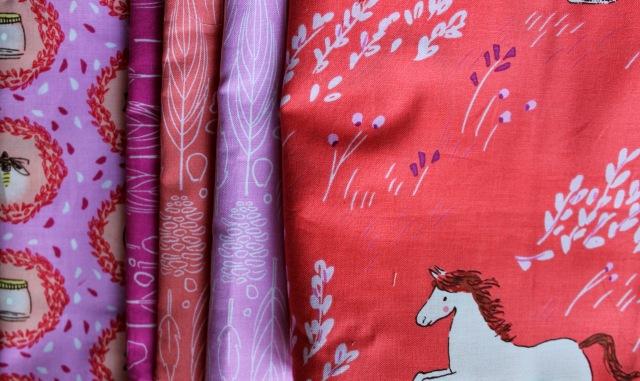 wee wanders fabric