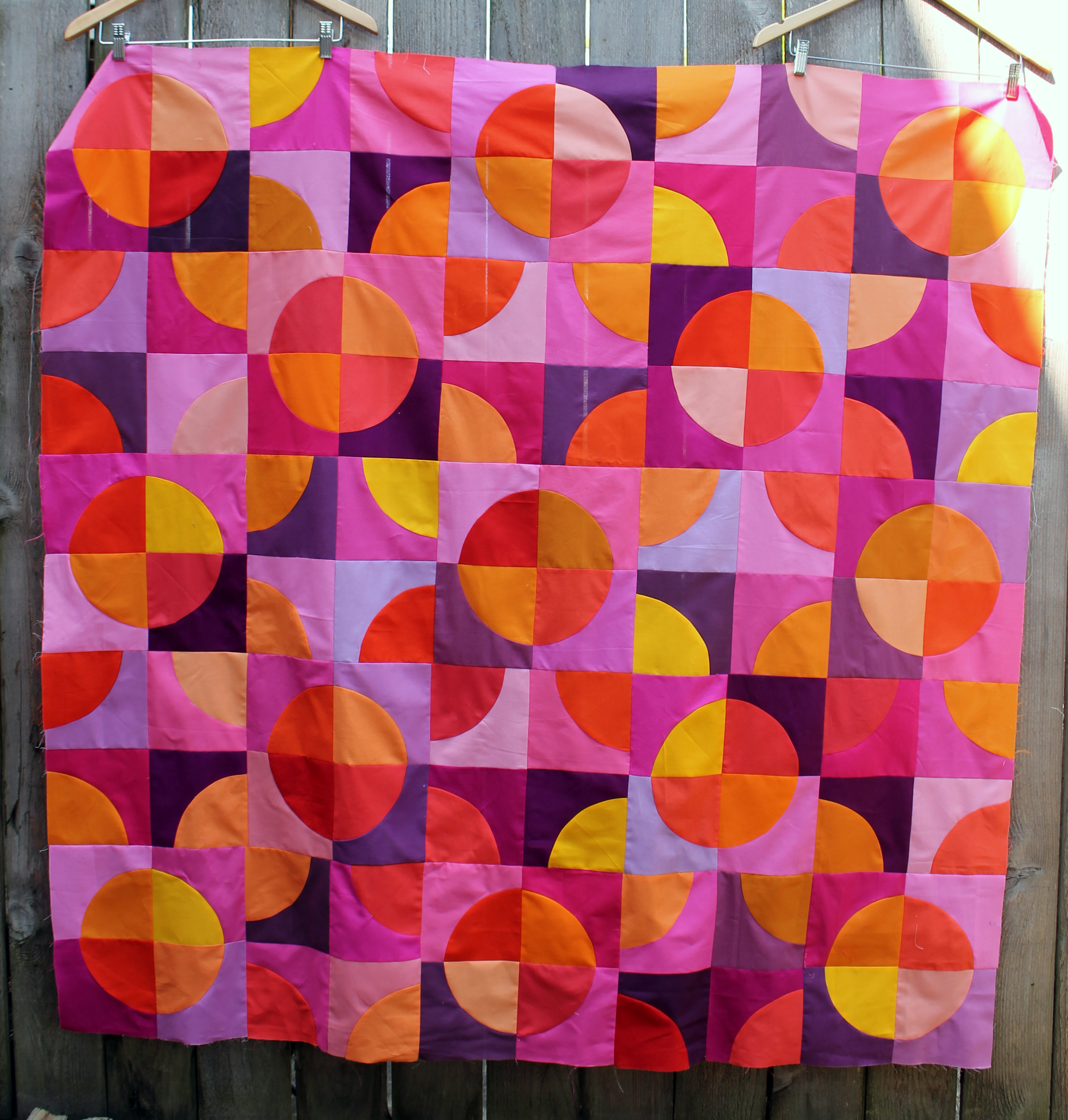 curved piecing | WOMBAT QUILTS : curved quilt blocks - Adamdwight.com