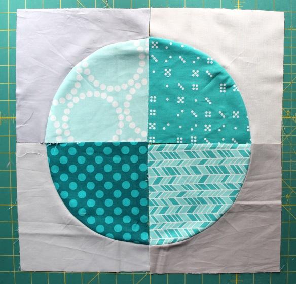 First circle blocks