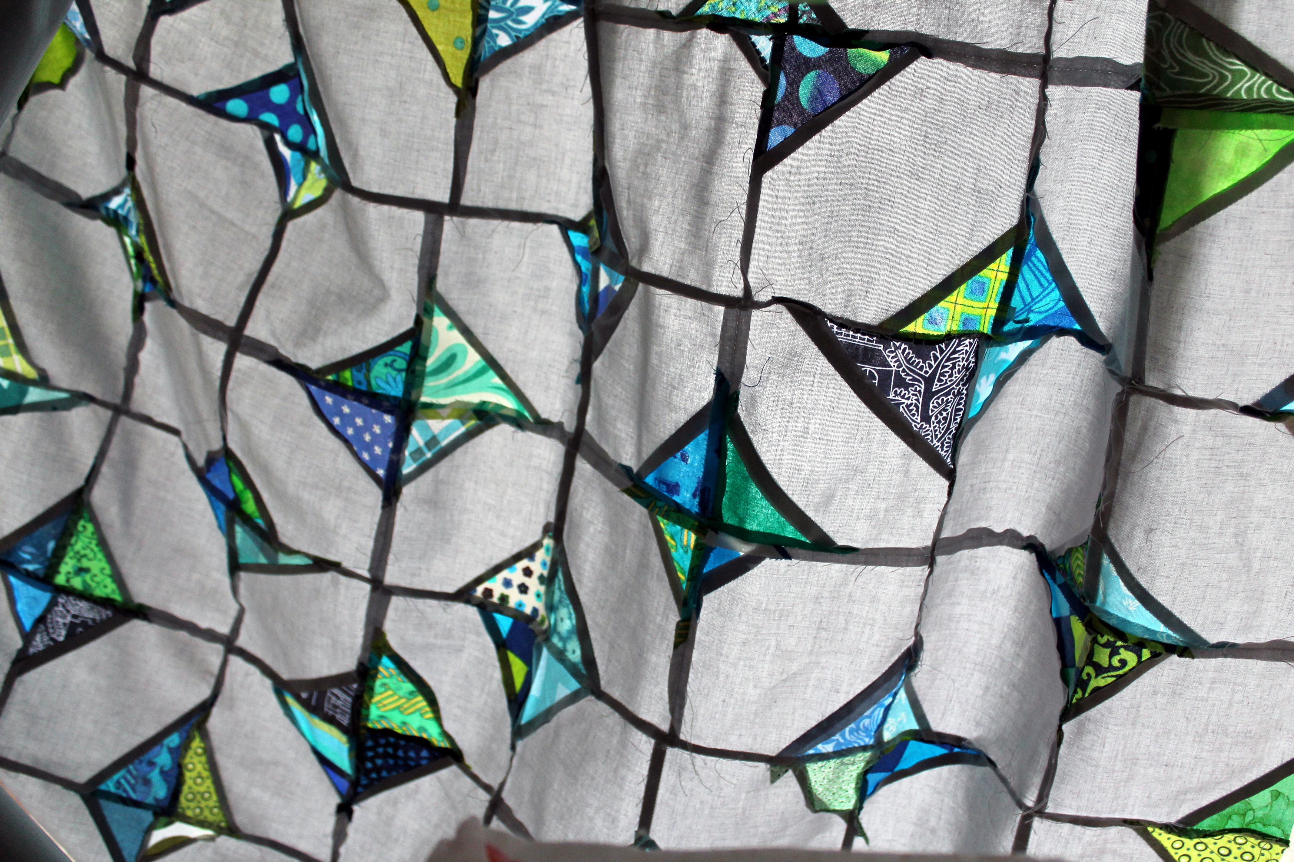quilt stain glass