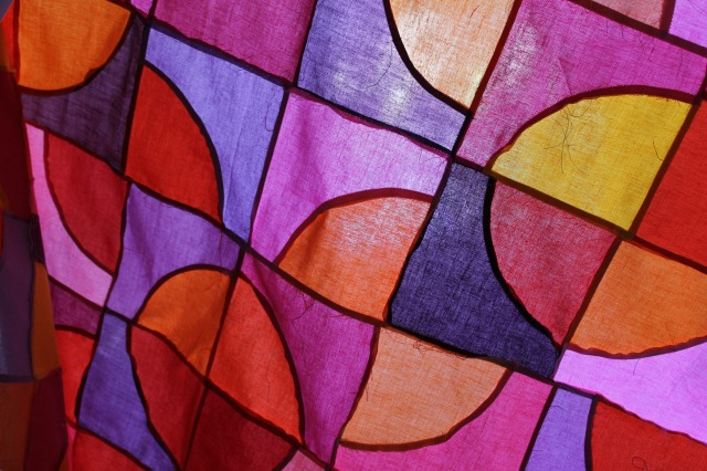 stainglass quilt