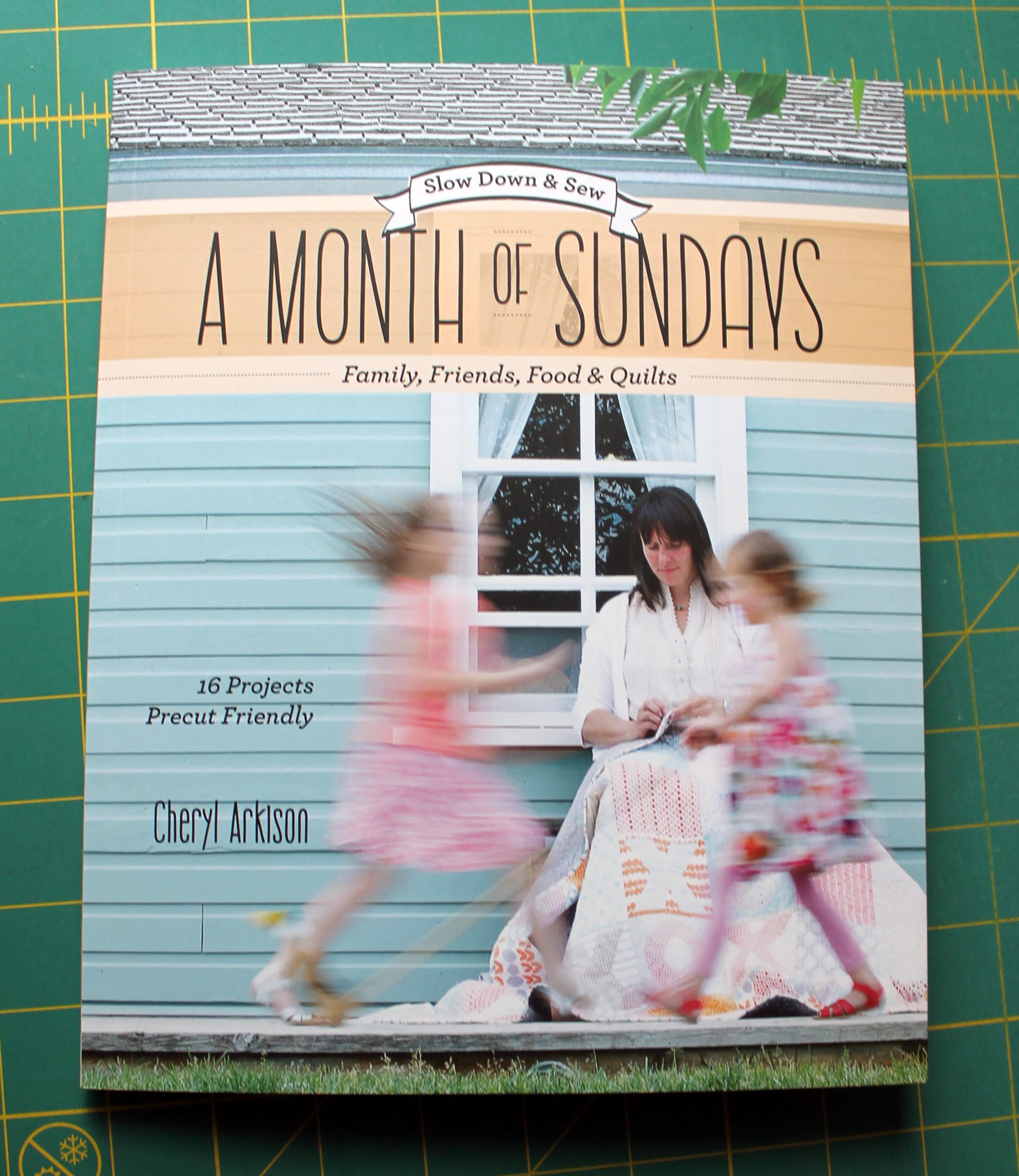 month of sundays book