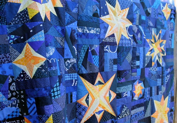 starry night detail 3