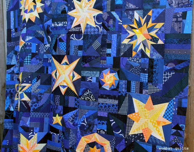 starry night detail 4