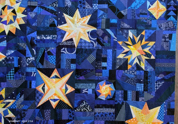 starry night detail 6